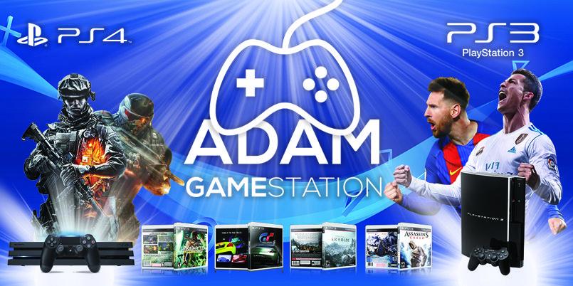 AdamGameStation