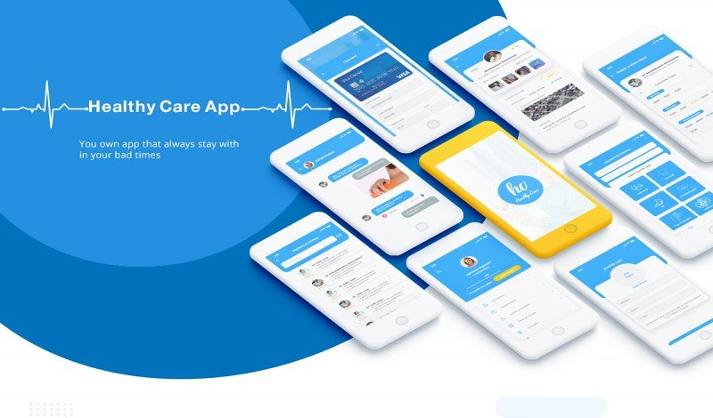 """Healthy care"" (mobile application)"