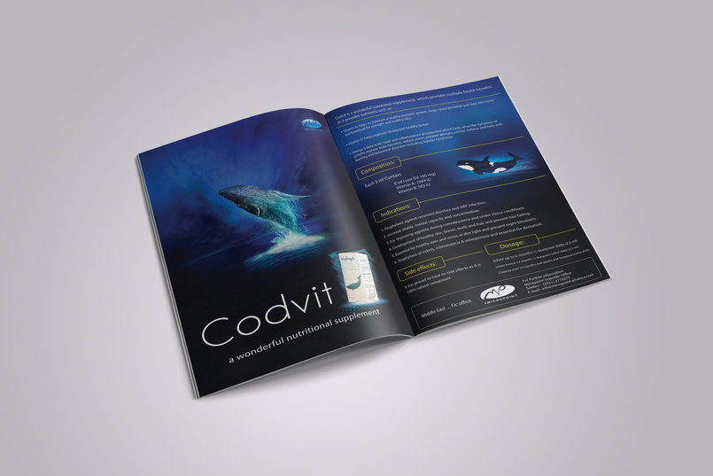 Codvit - Medical brochure