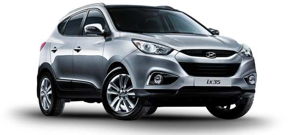 Hyundai IX35 - The Armor
