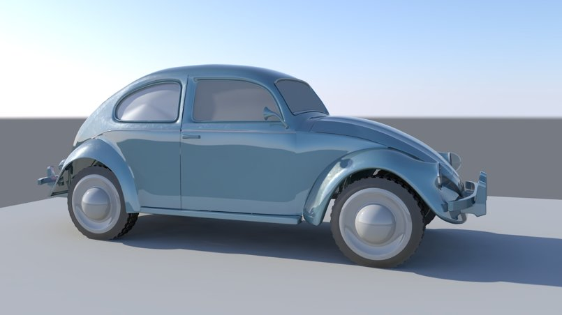hard surface VW