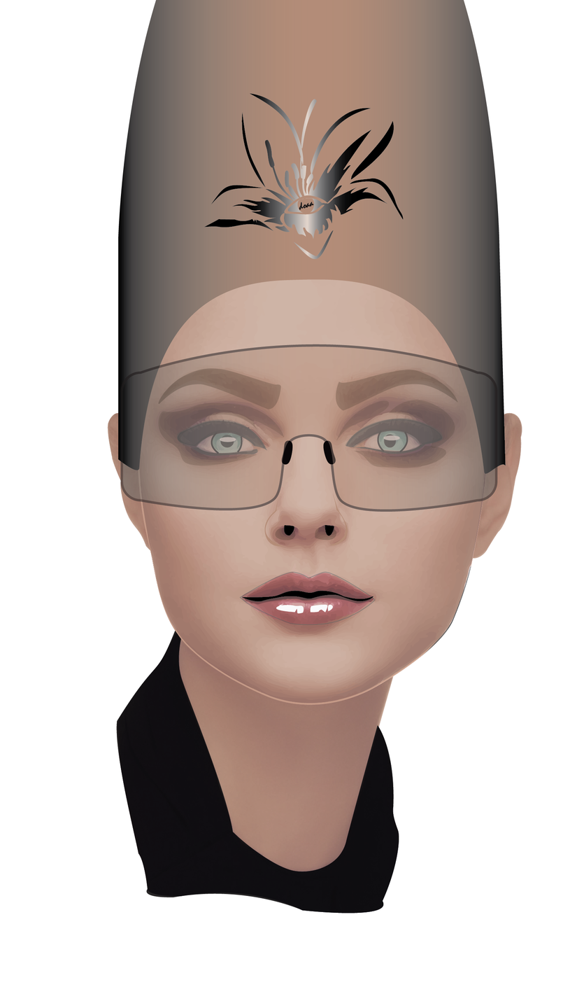 Nefertiti contemporary