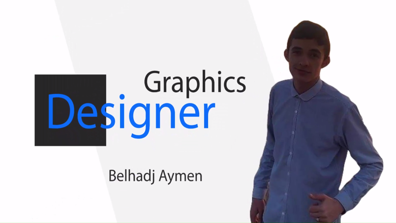 Belhadj Aymen Designer Graphics