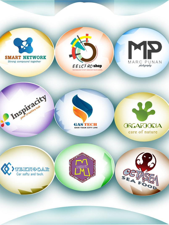 set of logos 1