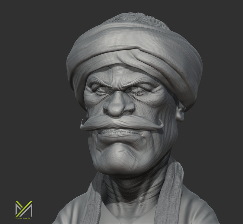 El Kbir character