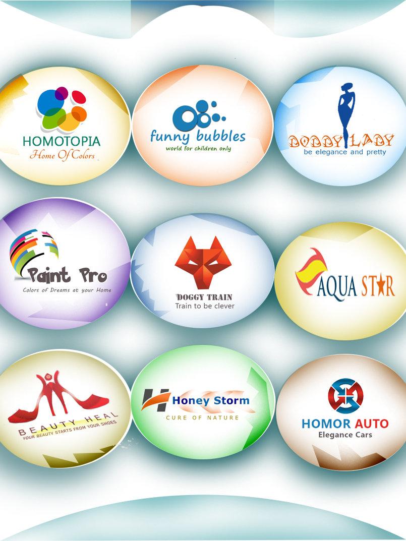 set of logos 2