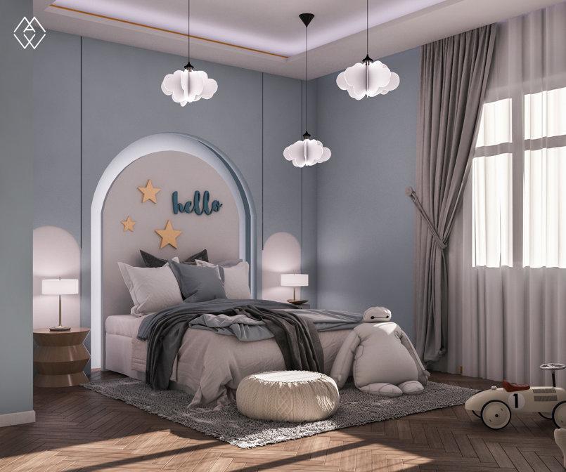 غرفة نوم طفل - دُبي (الإمارات)