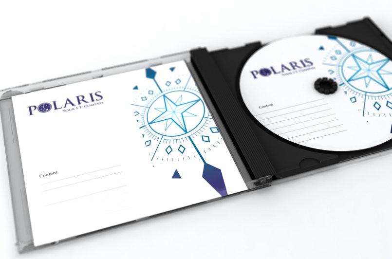 CD Cover White