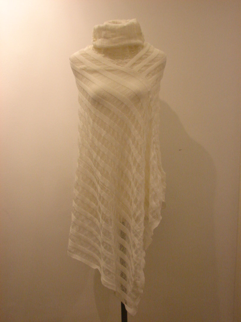 Seen Unseen - The Knitted expression