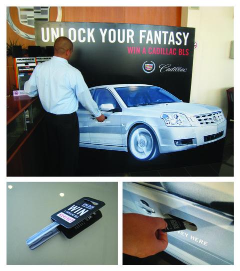 Cadillac | Unlock Your Fantasy Campaign