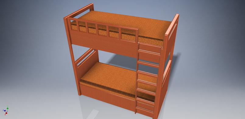 سرير مزدوج Double-Bed