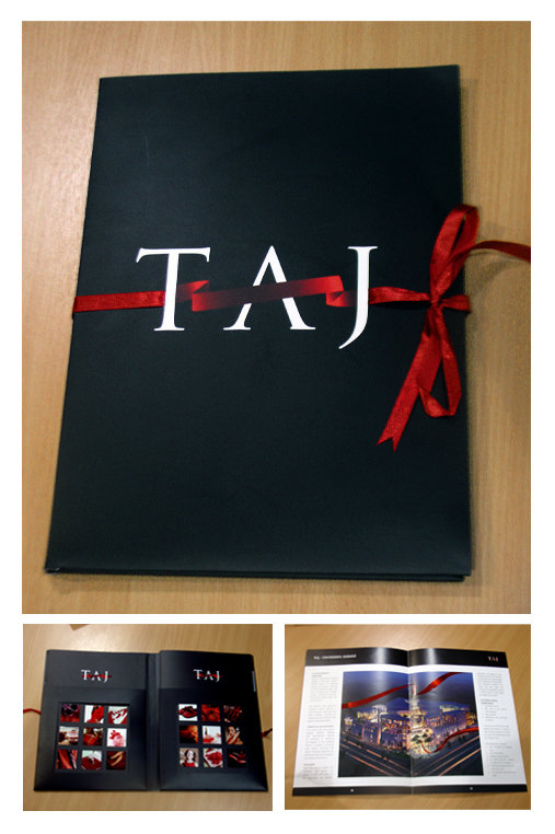 TAJ | Sales Kit