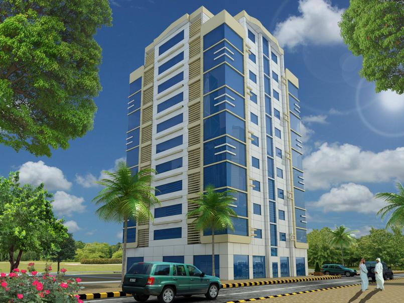 Residence complex - masqat Oman
