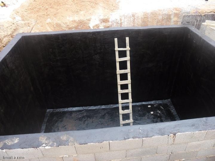عزل الاسطح والخزانات 0500320012