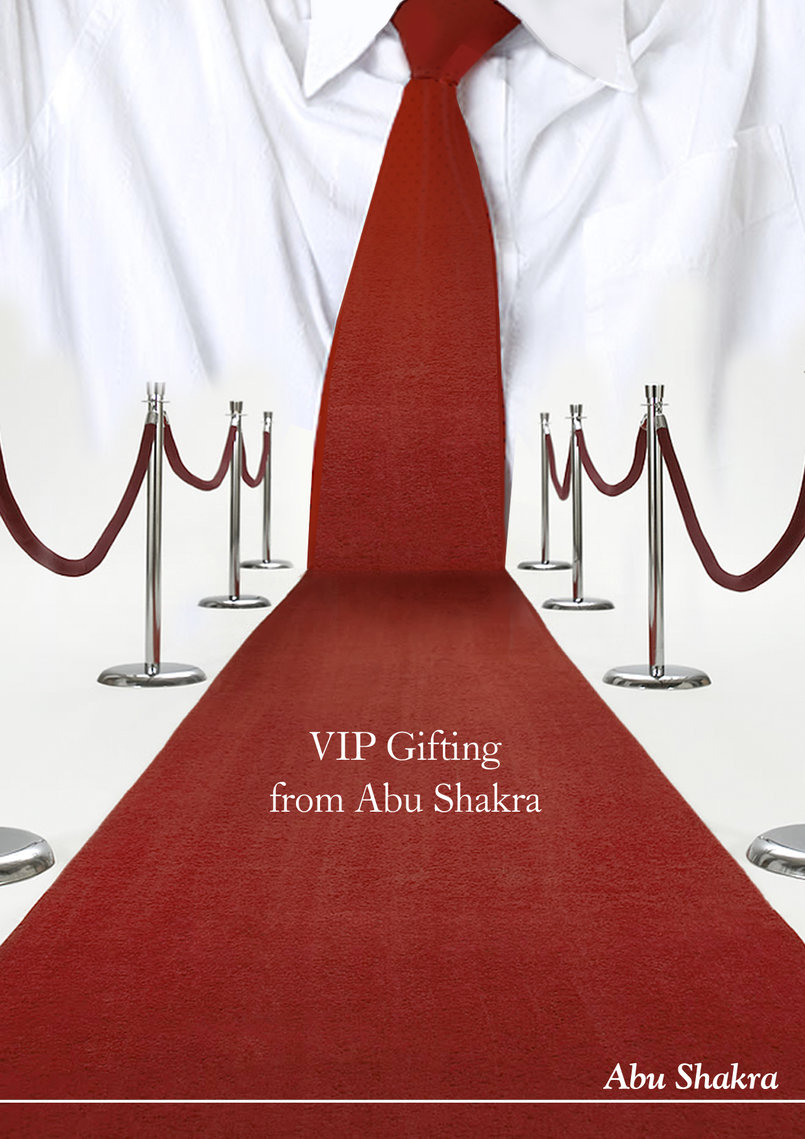 Abu Shakra | Proposed Ad for VIP Gifting
