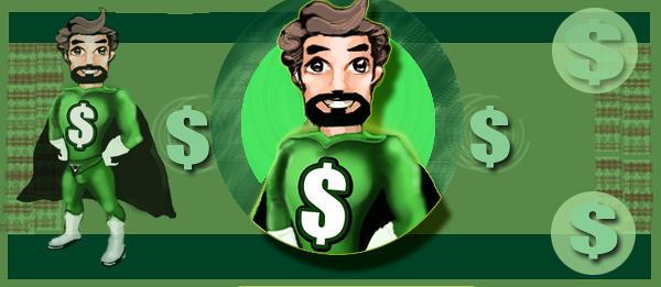 السيد دولار بشكل عربي