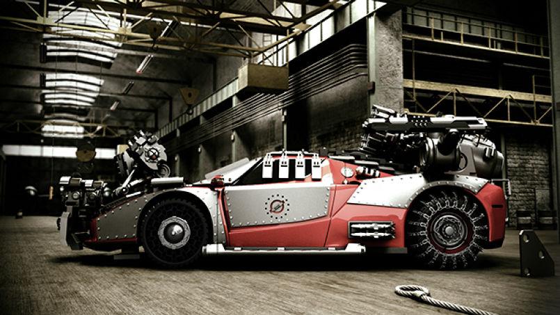 1 - Ferrari Enzo