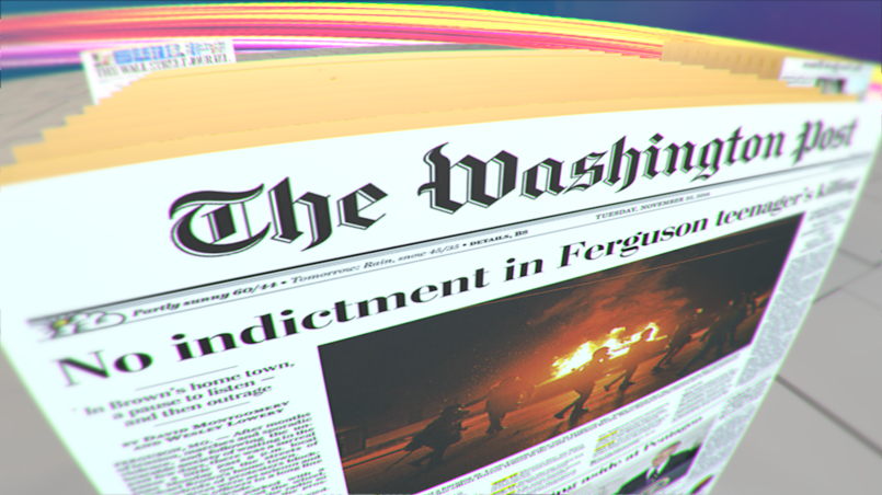 الصحافة الامريكية في اسبوع