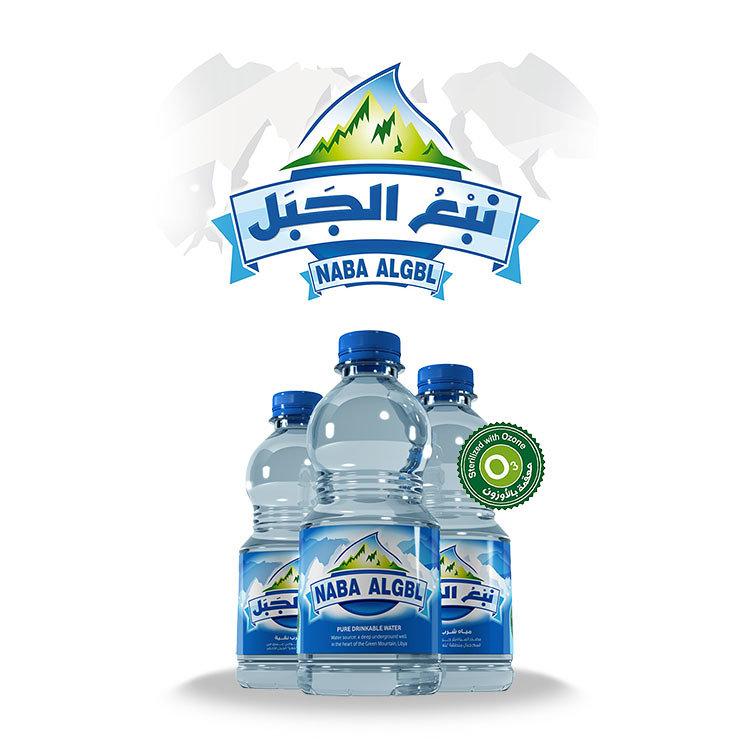 مياه نبع الجبل