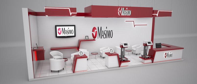 Massimo Booth Stand