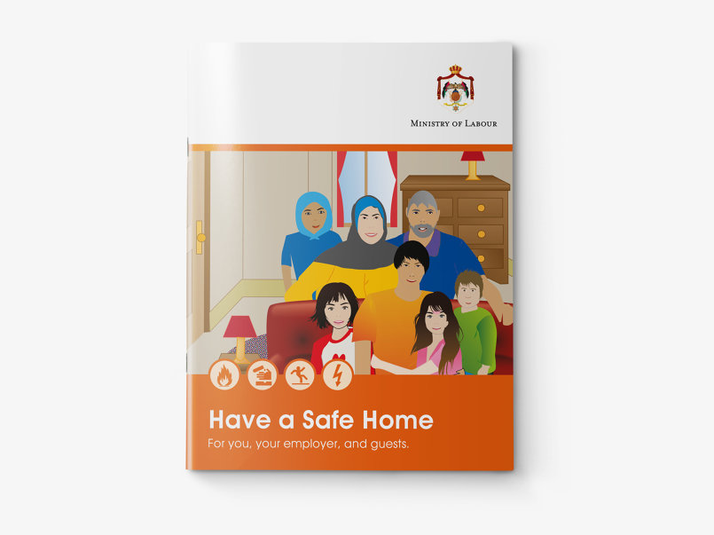 MOL Domestic Safety Brochure Cover - English