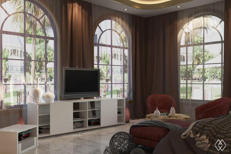 غرفة نوم والدين - سلطنة عُمان