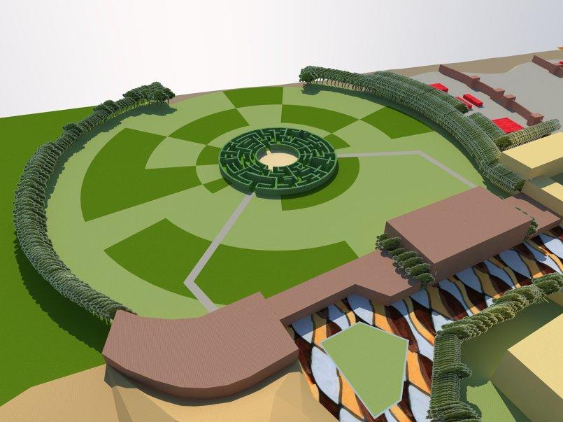 3D Shot 8 - Agricultural Era