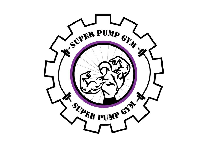 Super Pump Gym New Logo