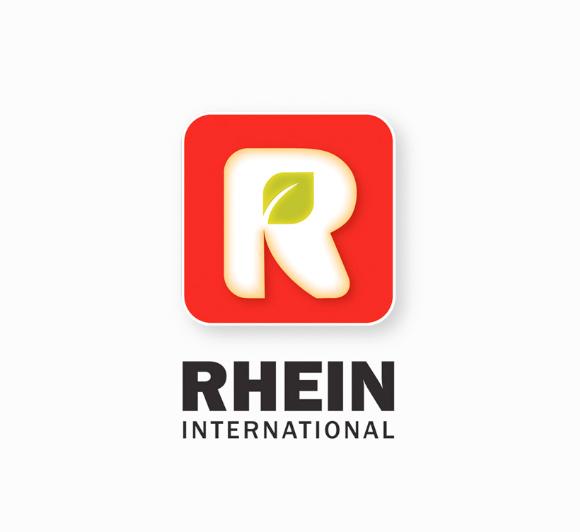 Rhein Corporate Identity