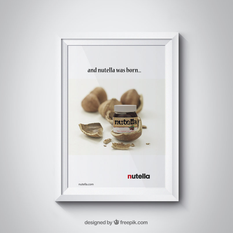 Nutella Posters