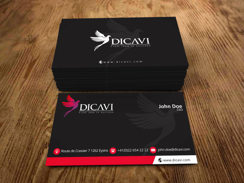 Dicavi Business Card
