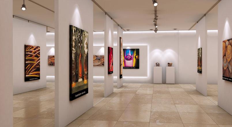 Qattan Gallery