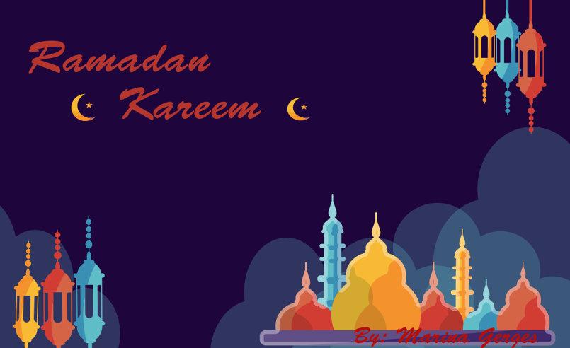 رمضان كريم <3