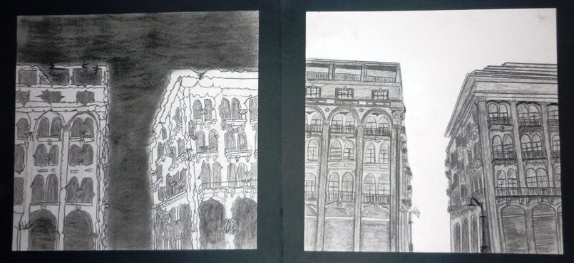 Drawings and more...