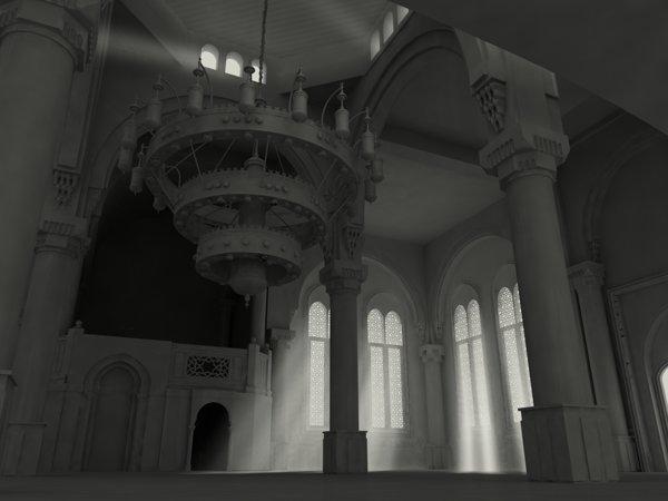Moaawia Mosque, Sudan
