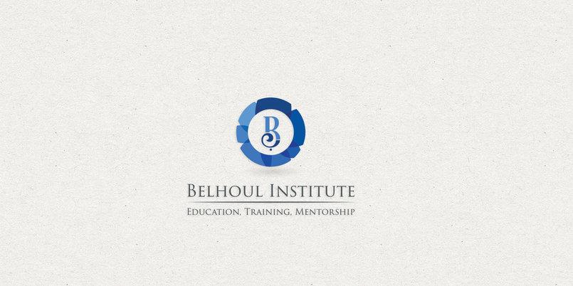 Corporate Identity Design for BELHOUL INSTITUTE (Dubai - EAU)