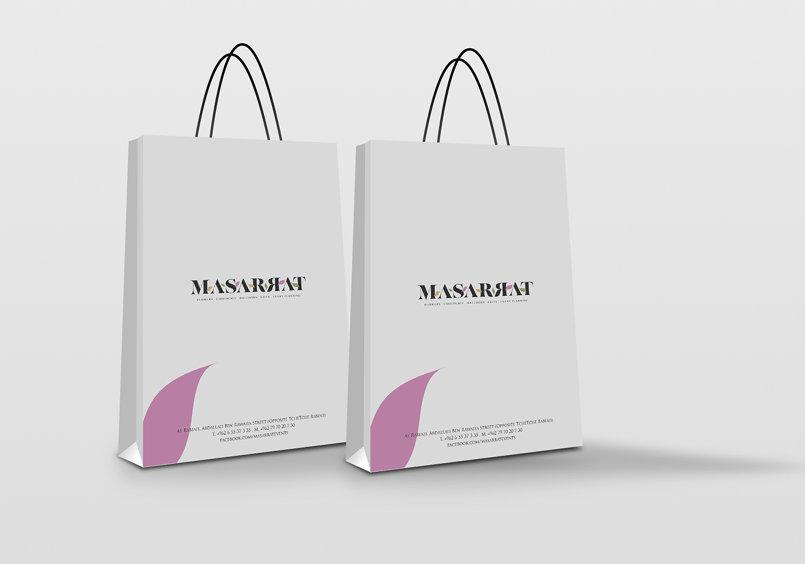 Masarrat Paper Bags