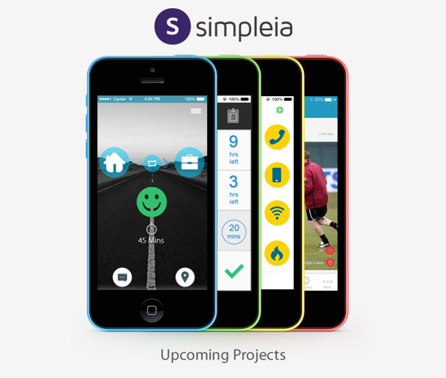 Simpleia Upcoming Projects