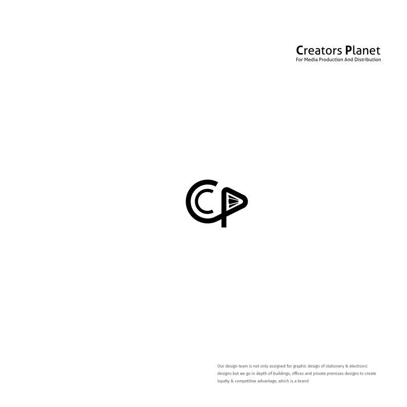 شعار Creator Planet