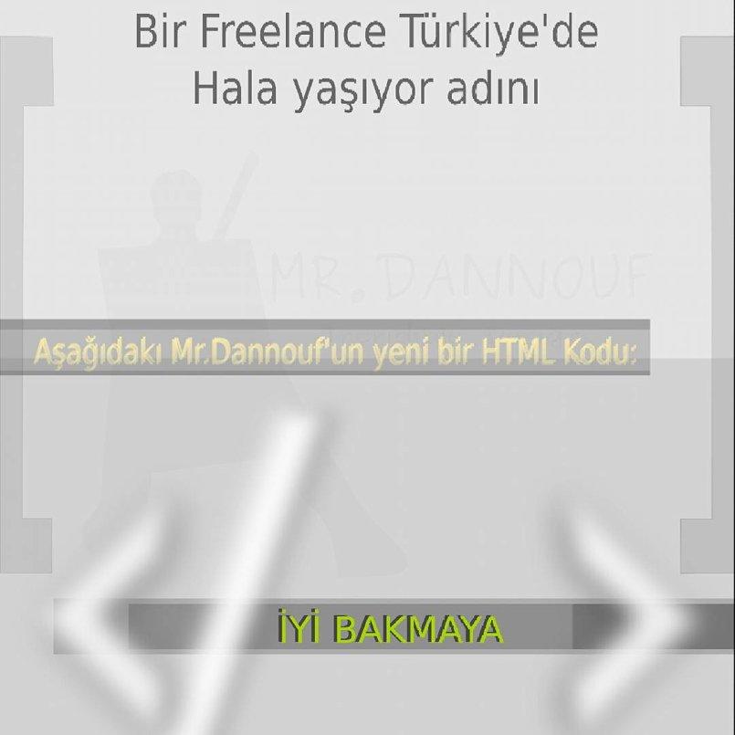 بروشور او كاتالوج المستر دنوف باللغة التركية