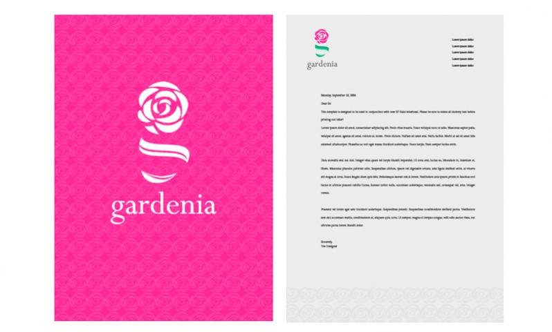 Gardenia Re-branding