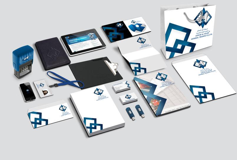 تصاميم مطبوعات اعلانية