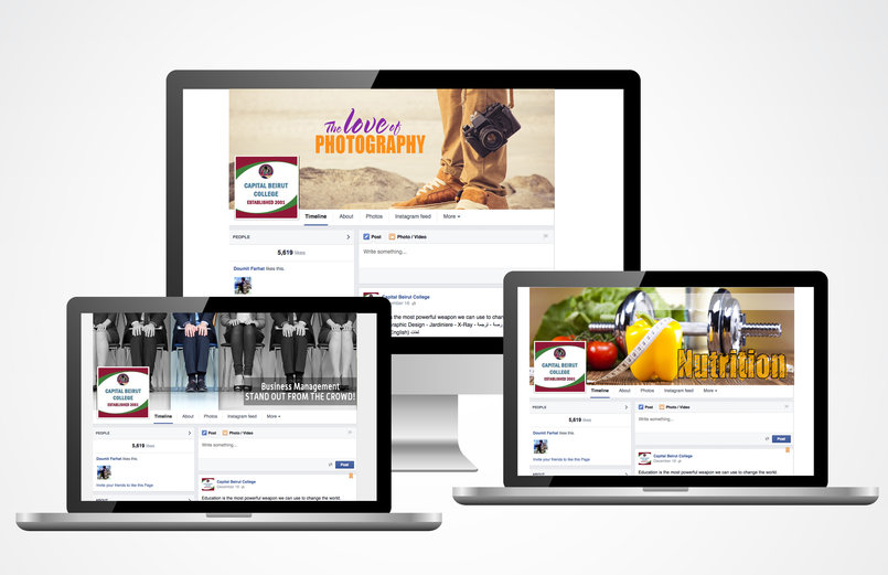 Web and social media
