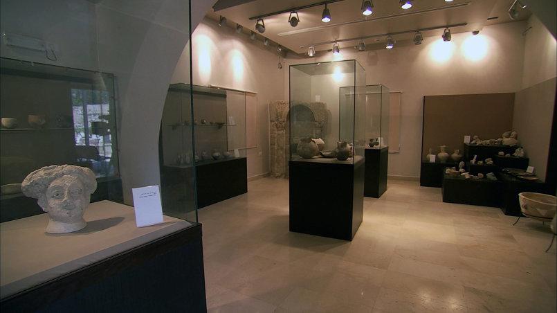 المتحف قبل التطوير