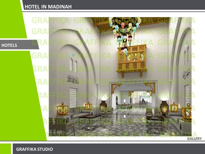 HOTEL IN MADINAH