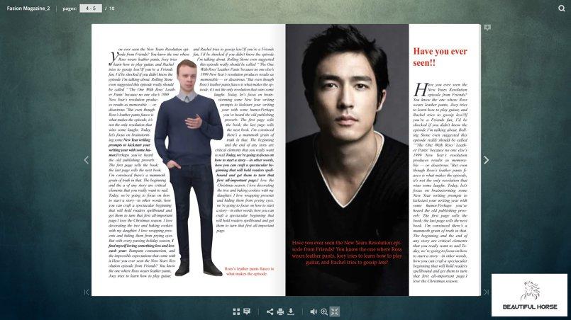 تصميم مجلات للشركات والأنشطة المختلفة