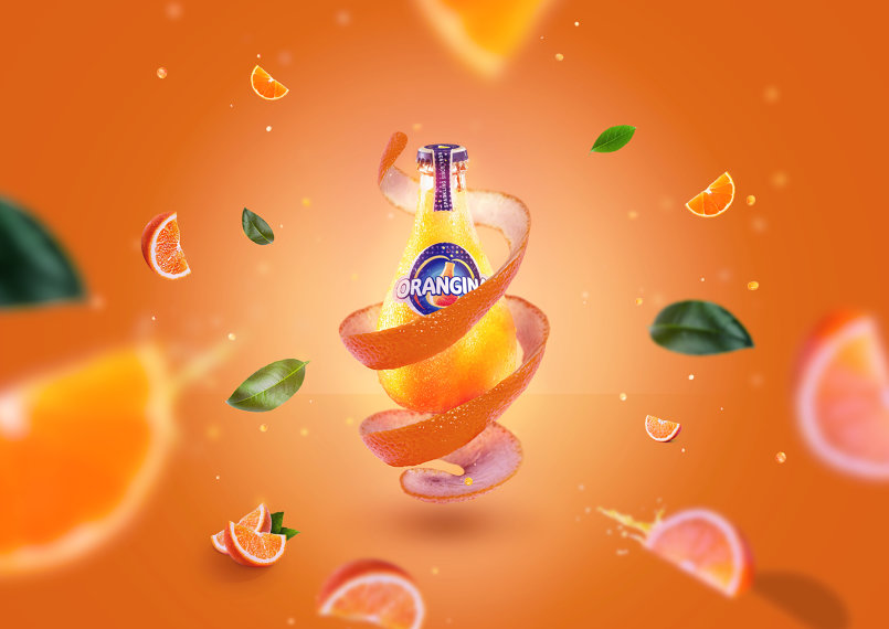 orangina - floating energy