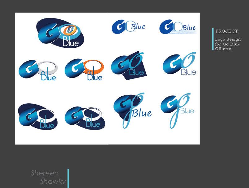 Go Blue - Logo 2014