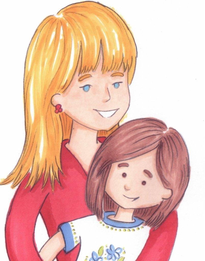 Aunt and Niece - Children's Books