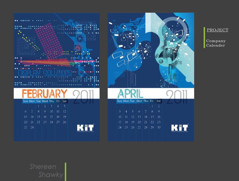 Calendar 20111